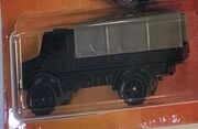 Black unimog