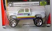 Chevrolet Silverado 4x4 Pickup MB 7