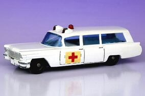 S & S Cadillac Ambulance - 2437df