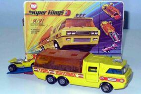 Racing Car Transporter (1974 K-7)