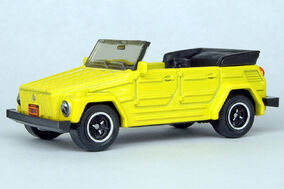 '75 Volkswagen Thing - 8677df