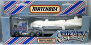 Kenworth Rocket Transporter (CY-2 in Box)