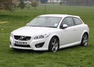 Volvo C30 registered February 2013 1999cc