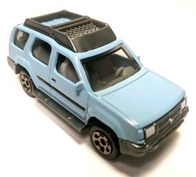 Nissan Xterra (2019 MP Blue)