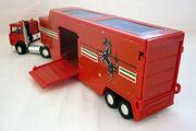 Racing Car Transporter (K136 Rear)