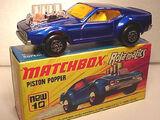 Mustang Piston Popper