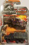 Armored Action Transporter (2018 JW Battle Damage)