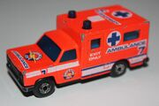 Chevrolet C10 Ambulance 1973 Matchbox 2 01