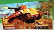 Sherman Tank (K-101Rear side Box)