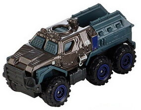 Armored Action Truck (2018 MB1114 JW)