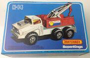 Heavy Breakdown Truck (1977-1980 rear side box)