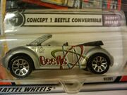 Daddys Dreams Concept 1 Beetle Convertible