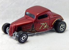 1933 Ford Coupe (2018 Modified Model)
