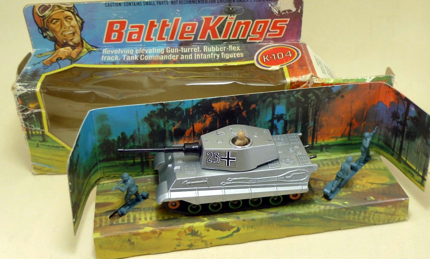 King Tiger Tank K 104 Matchbox Cars Wiki Fandom