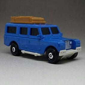 Land Rover Gen II