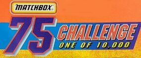 MBX 75 Challenge series (Logo)