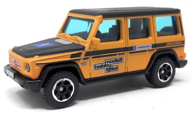 Matchbox LAND ROVER DEFENDER Modellauto model car NEU /& OVP