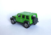 '18 Jeep Wrangler JL Unlimited Rubicon | Matchbox Cars ...