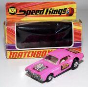 Cougar Dragster (K-21 1971 Pink)