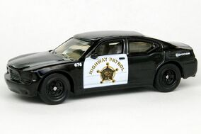 Dodge Charger Police - 8786df