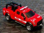 Matchbox Fire Rescue 2015 F-150 EMS Paramedic ambulance custom kitbash 2