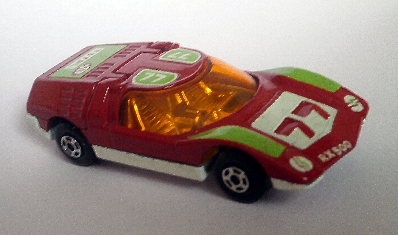 Incroyable Mazda RX 500 England