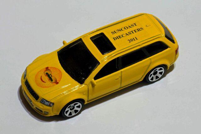 Image Suncoast Diecasters Audi RS Avant Gfjpg Matchbox - Suncoast audi