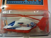 Hero City Sea Rescue Helicopter white