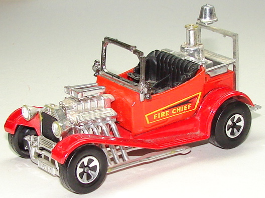 7653 Hot Fire Engine L