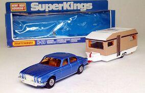 Caravan Touring Set (1978-80 K-69 Jaguar)