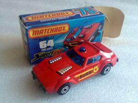 Fire Chief Car (1978)