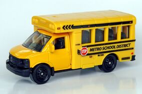 GMC School Bus - 2028ff