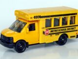 GMC School Bus