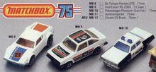 Mbx Escort RS200 castrol