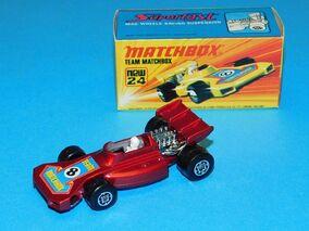Team Matchbox (1973-1978)