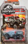 Armored Action Truck (Jurassic World 2018)