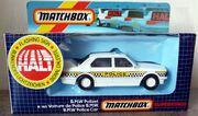 BMW Police Car (1988-91 K-142 In Box)