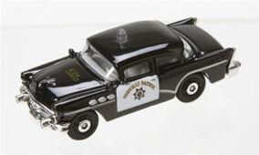 Buick Century Police Car