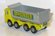 8 wheels tipper (4515) MX L1190265