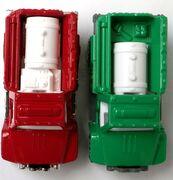 Foam Fire Truck Wildfire Rescue (Version model)