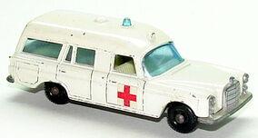6803 Mercedes-Benz Binz Ambulance