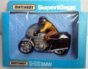 BMW Motor-Cycle (1984-88 in Box)