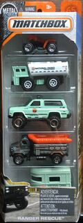 RangerRescue(2017 5-Pack)