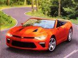 ´16 Chevy Camaro Convertible