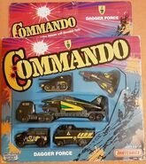 Commando set (Dagger Force)
