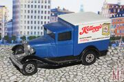 Ford Model A 1927 Panel Truck Matchbox 3 01