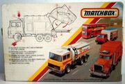 Refuse Truck IVECO (Rear side box)