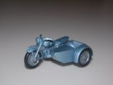 Triumph Motorcycle & Sidecar
