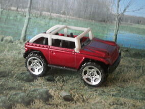 Jeep Willys Concept (2003)