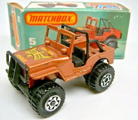 Jeep 4x4 (1982 In Box)
